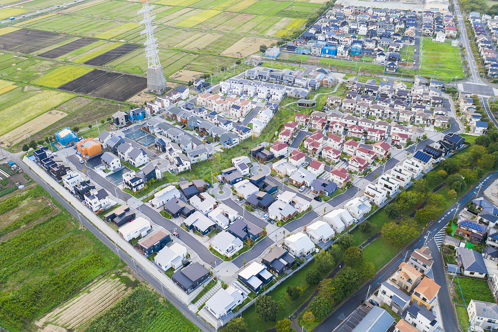 野田市の分譲開発オオソラモ野田みずき写真11