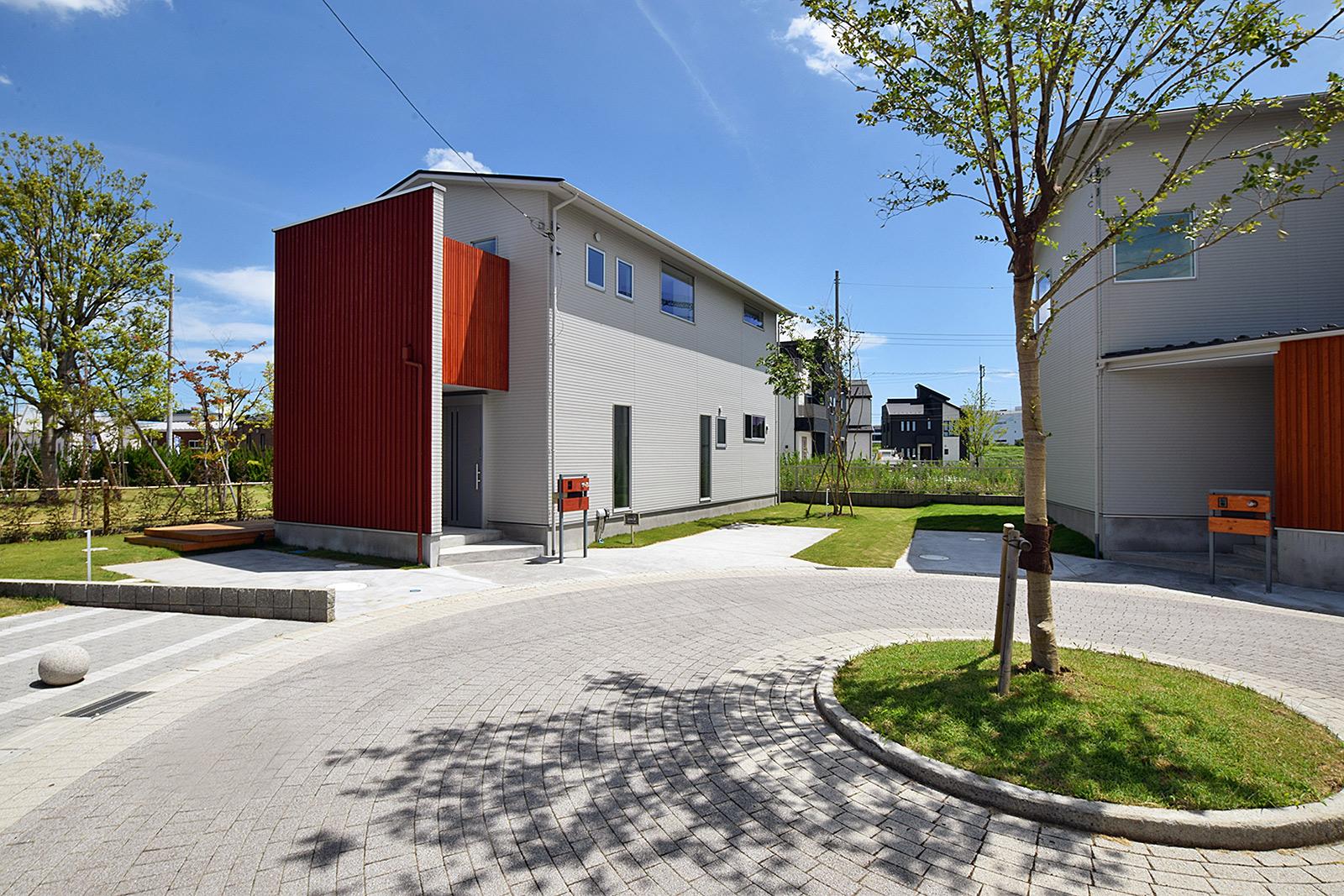 野田市の新築一戸建てソラの街 写真12