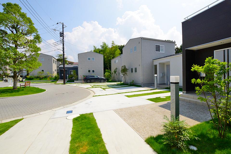 千葉市若葉区の新築一戸建てモリニアル都賀写真11