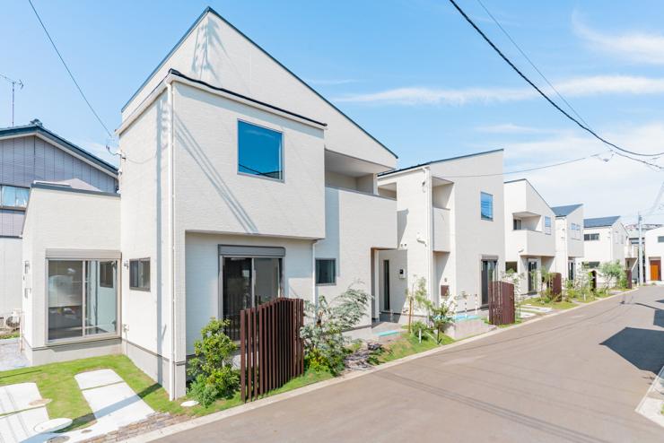 千葉県習志野市の新築一戸建て「アラ・ラ大久保」3号邸初公開いたしました