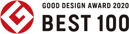 GOOD DESIGN AWARD 2020 BEST100