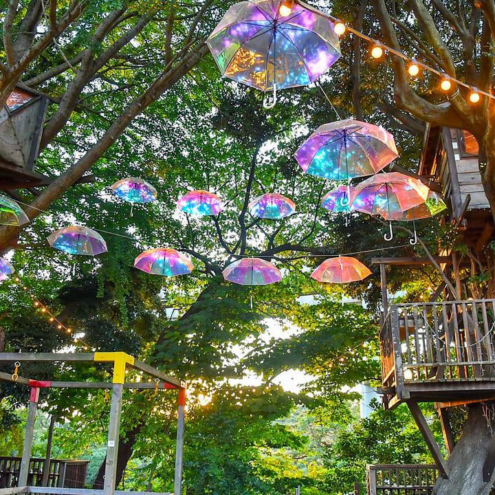 椿森コムナ WPS傘の森イメージ
